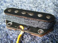 HEP CAT TELECASTER 52 BRIDGE