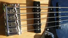HEP CAT JAZZ BASS 5 cordes