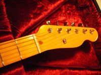 MOJO GUITARE Type T Butterscotch Aulne